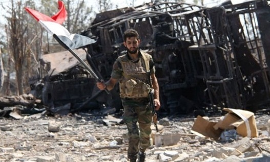 Terrorists Fail again to Prevail over Gov't Forces' Positions in Northeastern Syria