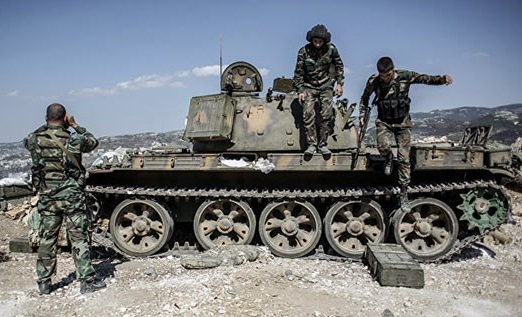 Syria in Last 24 Hours: Terrorists Fail again to Prevail over Gov't Forces' Positions in Idlib