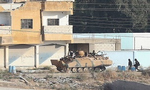 Syrian Forces Enter Northeastern Towns after Deal with Kurds