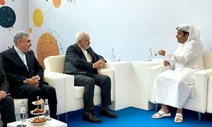 Zairf meets with Qatari counterpart in Doha