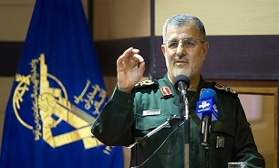 IRGC Ground Force Equipped with High-Precision Missiles, Drones