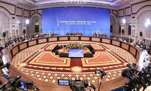 Next Astana meeting expected late Nov. or early Dec