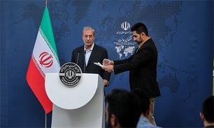 Spokesman Reiterates Iran's Firm Stance Regardless of Europeans' Threats