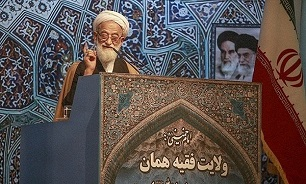 Senior Cleric Warns against US-Israel-Saudi Arabia Triangle against Iran