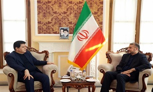 Official Reiterates Iran's Support for Syria Sovereignty