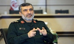 IRGC Cmdr. Stresses Reliance on Domestic Potentials to Overcome Problems