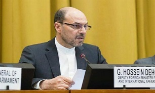 Iran Envoy Holds US Accountable for JCPOA Non-Implementation