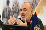 IRGC Commander Stresses Continued Battle against COVID-19